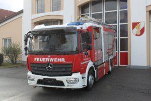 Hilfslöschfahrzeug HLF2
